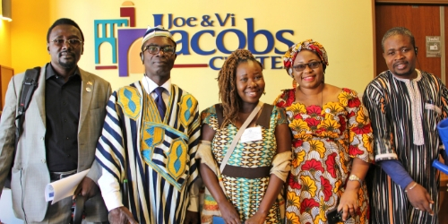 Jacobs Center Welcomes African Delegation to San Diego