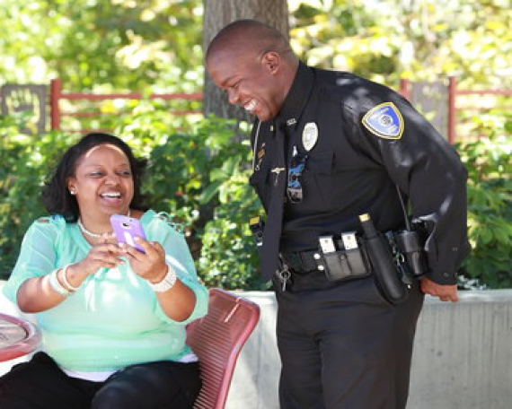The Jacobs Center Welcomes Chula Vista Private Security