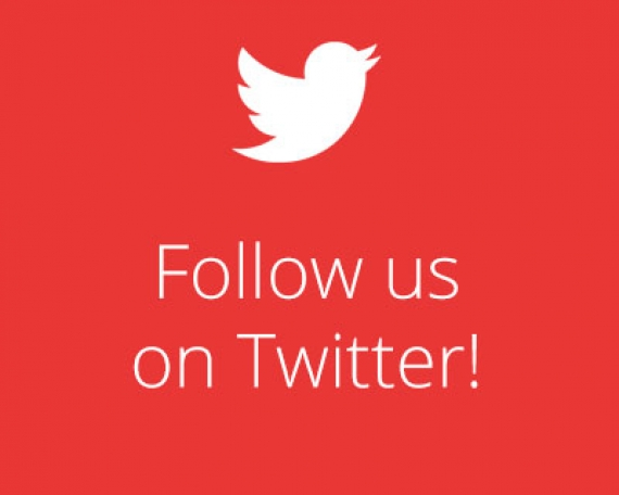 Read our tweets!
